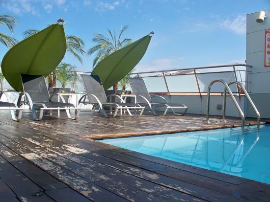 Piscine Sur Le Toit  Photo De Ako Suite Hotel Barcelone  Tripadvisor