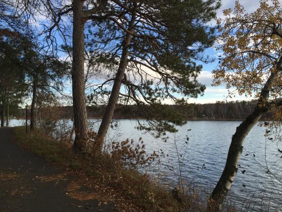 Brainerd, MN: The beautiful waters of Sylvan Lake!