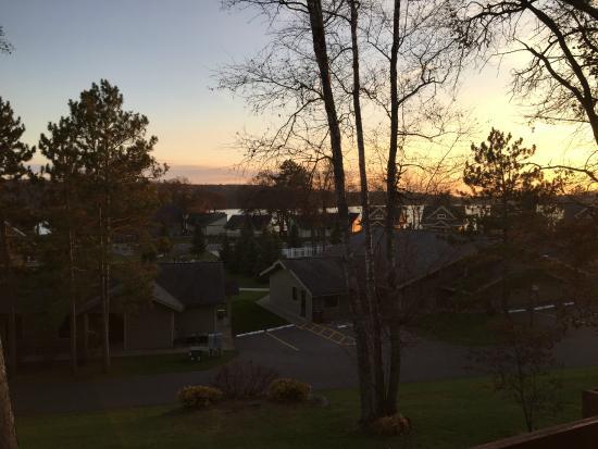 Brainerd, MN: Sunset at Kavanaugh's