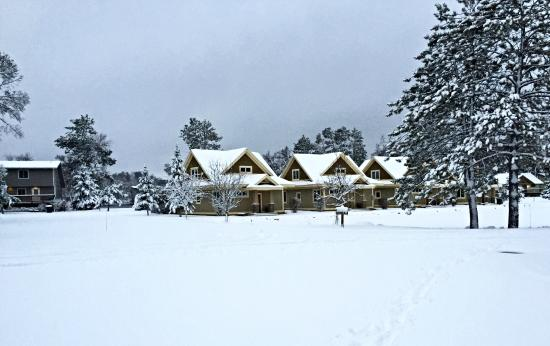 Kavanaugh's Resort: Winder Wonderland!