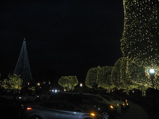 Outdoor Lighting Picture Of Lord Opryland Resort