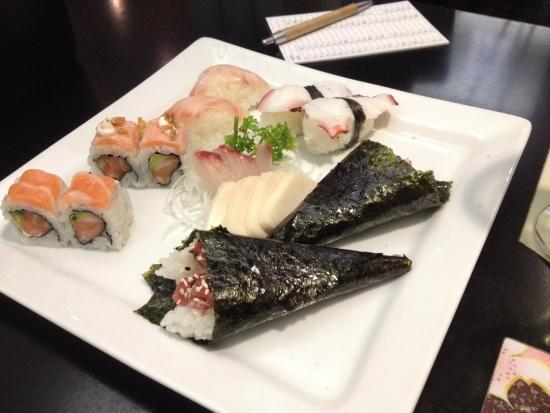 Sakura: Sushi5