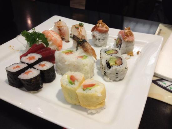 Sakura: Sushi3