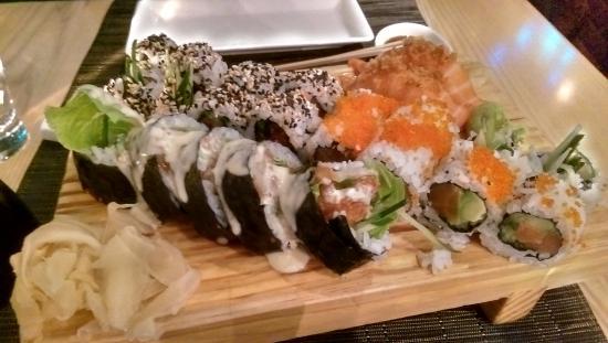 Gemischte Sushi