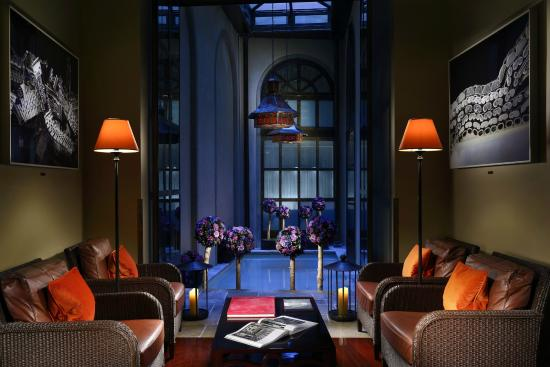 Hotel L'Orologio : Bar
