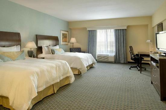 Hilton Garden Inn Billings: Double Beds Accessible Guest Room
