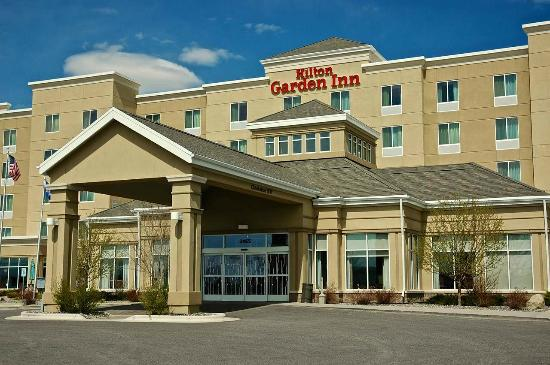 Hilton Garden Inn Billings: Our Billings Hotel Exterior
