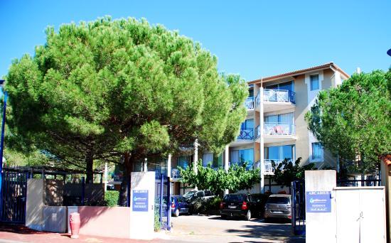 Residence & Hotel Arcadius : Résidence côté Standard