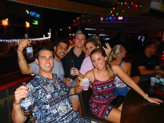 Cocktail Pub Crawl - Picture of Pub Crawl St Maarten, Maho ...  Nightlife