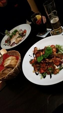 Burwitz Legendär: Burwitz und Caesar Salat