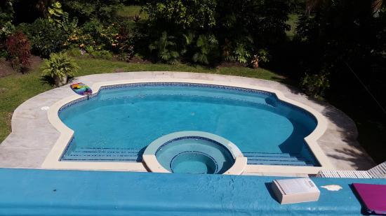 Coral Sea Villas: view of the pool