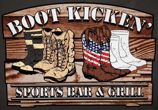 ‪Boot Kicken Sports Bar & Grill‬