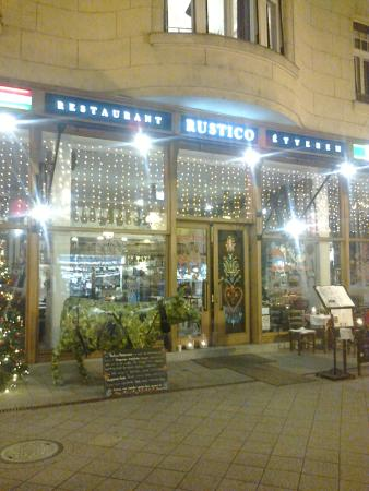 Our memory of Budapest Traditional Hungarian fare
