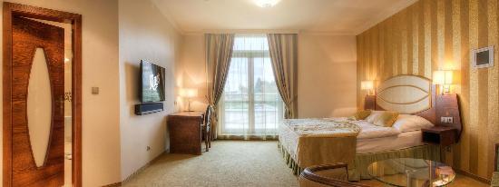 Rozvadov, Česká republika: Doppelzimmer Deluxe