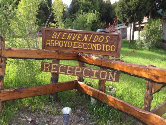 Arroyo Escondido: Recepcion
