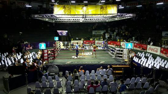 Rajadamnern Thai Boxing Stadium
