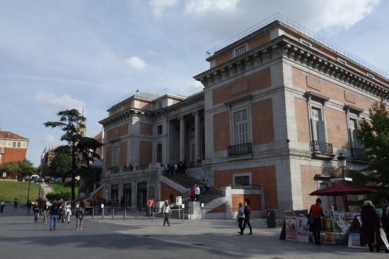 入り口 - Picture of Prado National Museum, Madrid - TripAdvisor