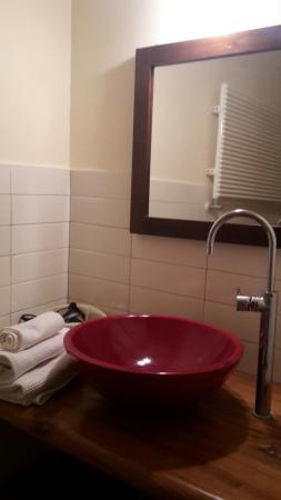 B&B Posta Vecchia 13 : Il bagno