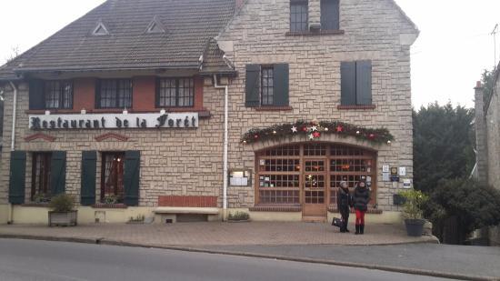 Orry-la-Ville, ฝรั่งเศส: Esterno