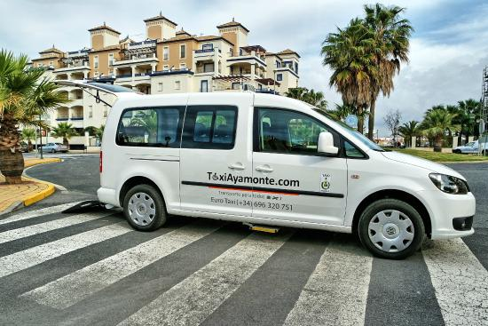 Taxi Ayamonte