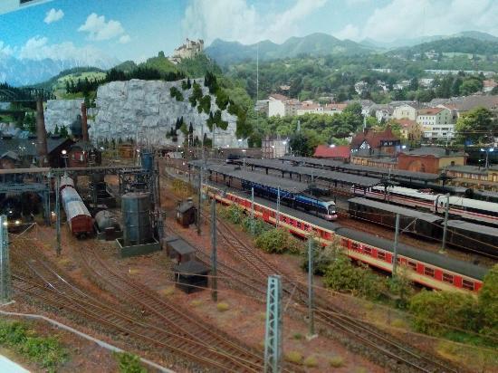 Eisenbahnwelt: Il sogno di ogni bambino.... Adulto.