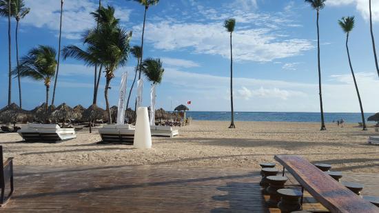 Paradisus Palma Real Golf Spa Resort View From The Gabi Beach Bar