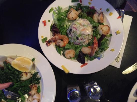 Raritan, NJ: Shrimp Salad