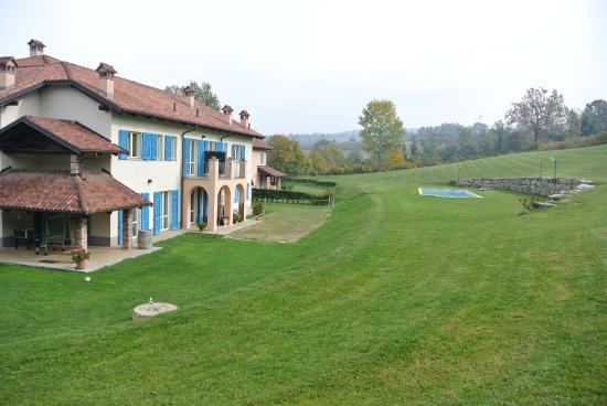 Albergo Ristorante La Spiga: Hotel + zwembad