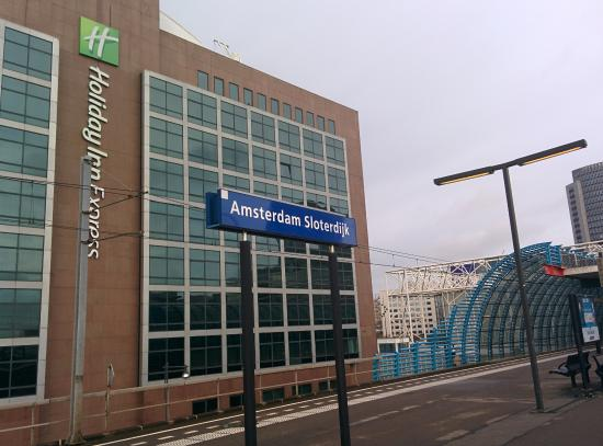 Hotel Is Connected To Popular Train Bus Station Picture