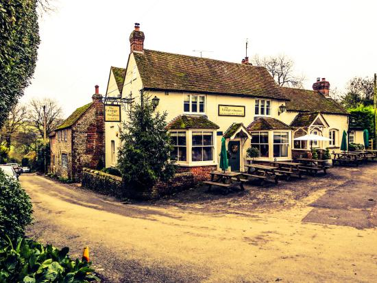 Burpham, UK: Pretty Pub