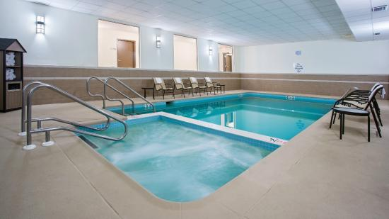 Holiday Inn Express & Suites Wyomissing : Indoor pool
