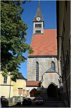 Laufen, Jerman: Stiftskirche