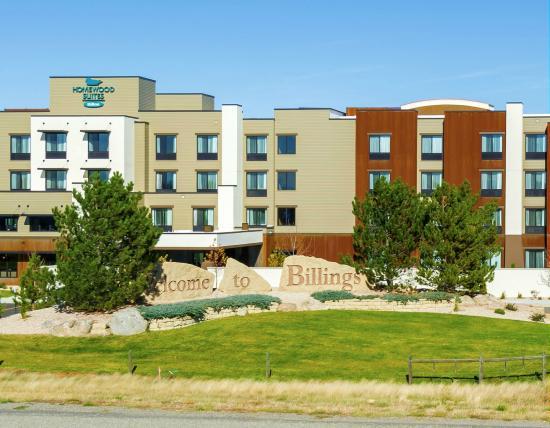 蒙大拿比林斯希爾頓欣庭飯店