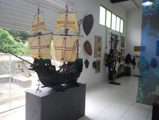 Museu Náutico Ilhabela