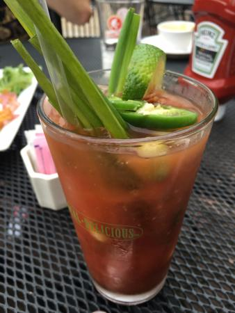 Greenville, DE: $6.00 bloody mary bar
