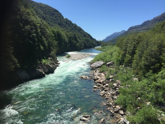 Puerto Bertrand, Χιλή: Rio Baker