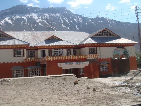 Beautiful Hotel Spiti, Kaza