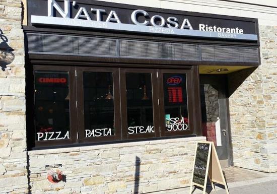St. Catharines, Canada: N'ata Cosa Ristorante Pizzeria