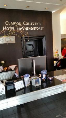 Clarion Collection Hotel Havnekontoret: 20150530_094443_large.jpg