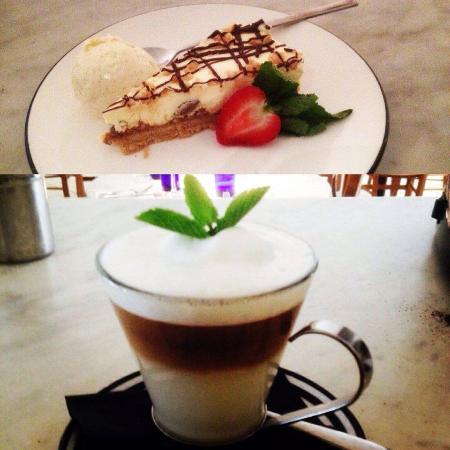Dessertcoffe Picture Of Pizza Express Slough Tripadvisor