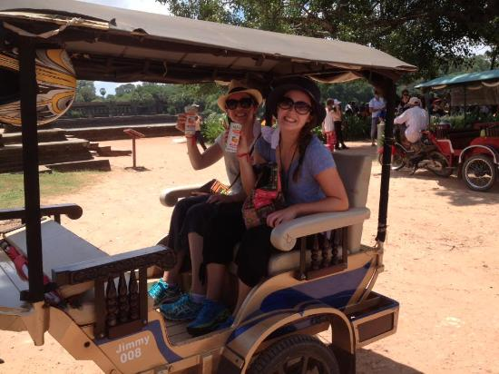 Jimmy's Angkor Tours