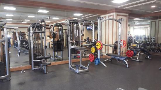 Hotel32 at Monte Carlo: Monte Carlo Gym