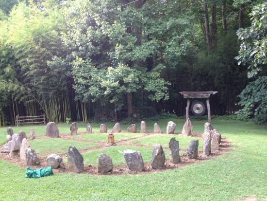 Barnardsville, Carolina del Norte: Stone Circle