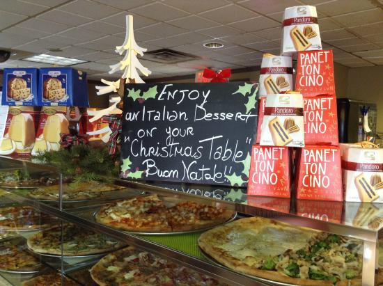 Neptune, NJ: Italian Christmas Desserts!!!  Panettone & Pandoro