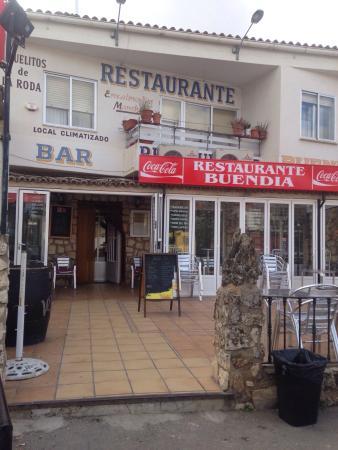 Restaurante Buendia Honrubia