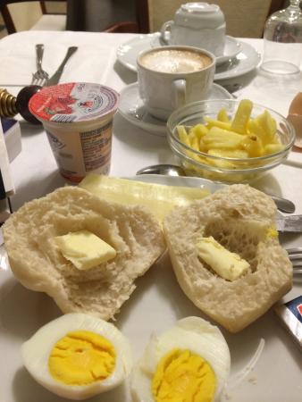 G Casino Aberdeen Hogmanay Aberdeen Hotel: Breakfast