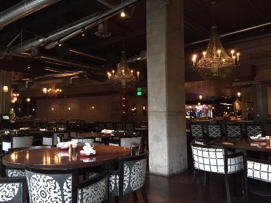 Culinary Dropout At Hard Rock Hotel Interior