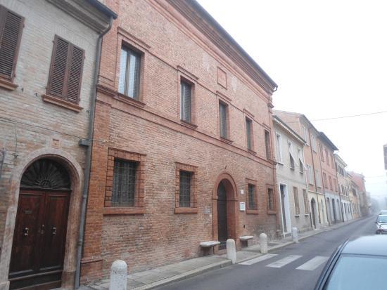 facciata in mattoni a vista picture of casa di ludovico