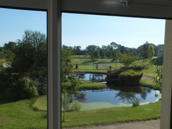 Lyrath Estate Hotel, Spa & Convention Centre: view off room