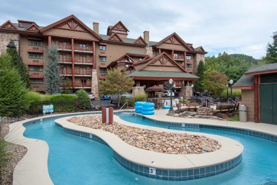 Photo of Bearskin Lodge on the River Hotel Gatlinburg
